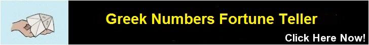 Greek Numbers